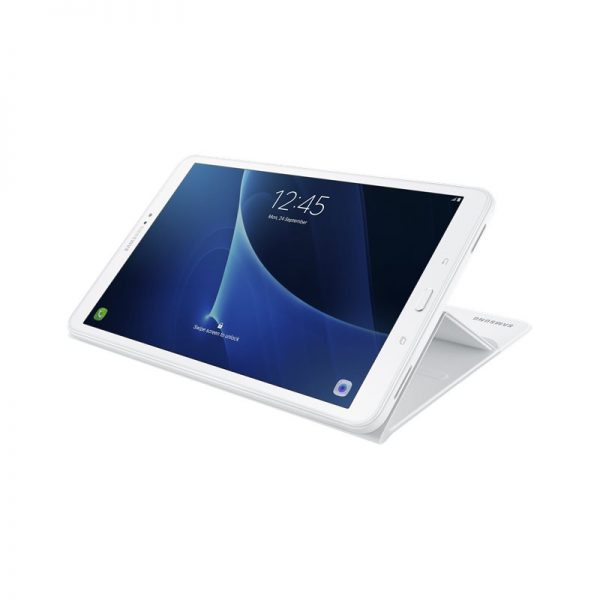 factory price 63427 42750 Samsung Galaxy Tab A6 Book Cover White | PCWise Malta