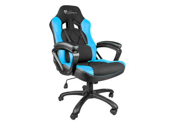 Genesis Gaming Chair Nitro 330 Black Amp Blue Pcwise Malta