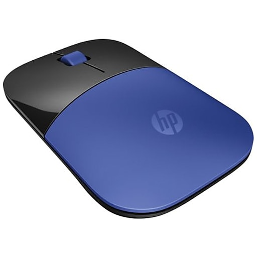 2cbc05b2f46 HP Z3700 Wireless Mouse Blue | PCWise Malta