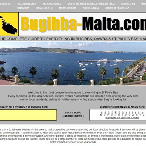 Bugibba-Malta.com